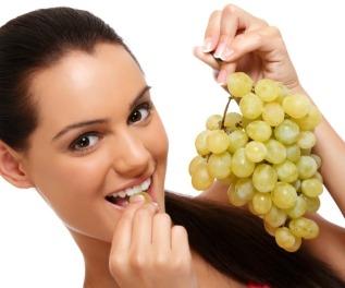 Grapes-beauty