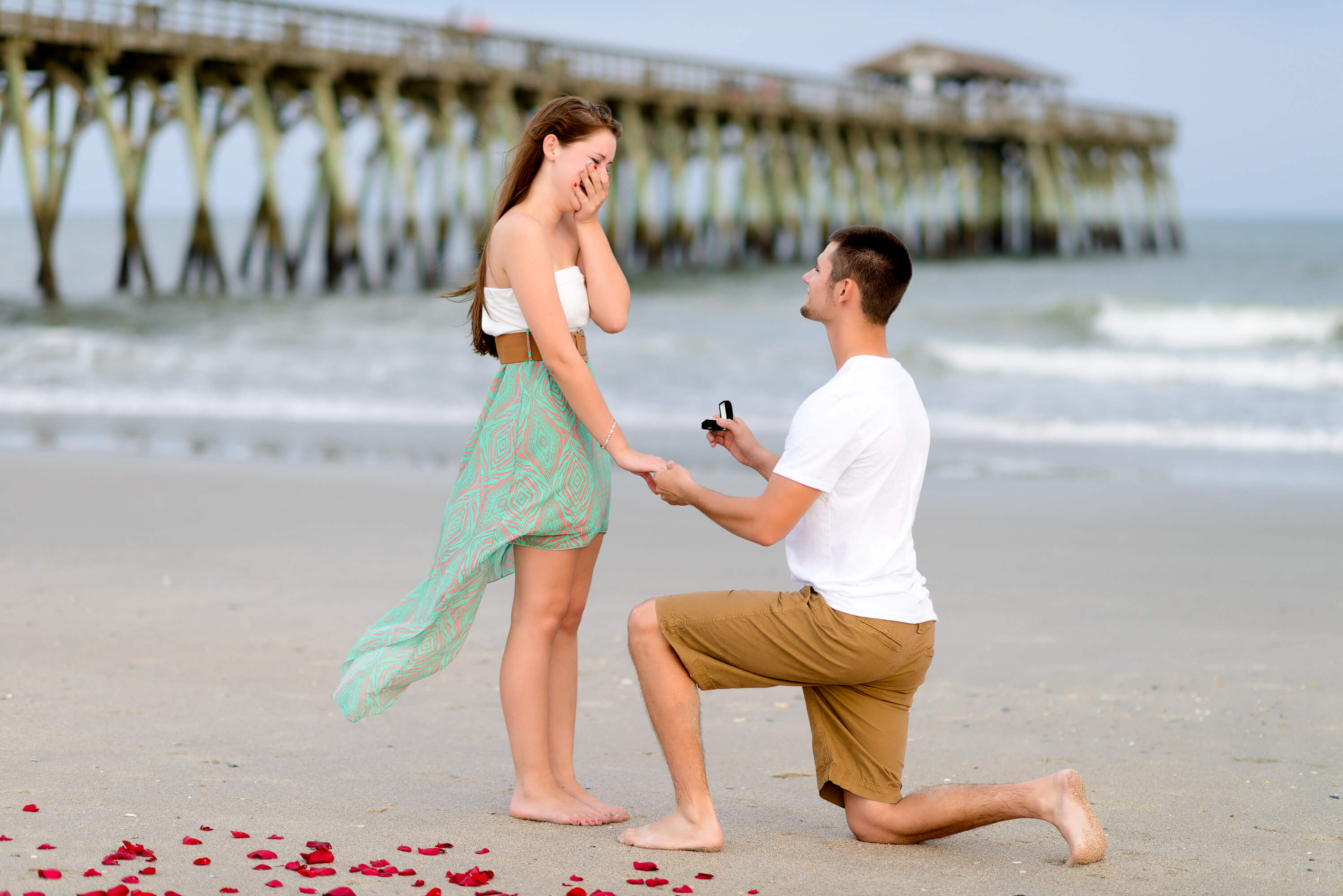 Way to propose to your girlfriend