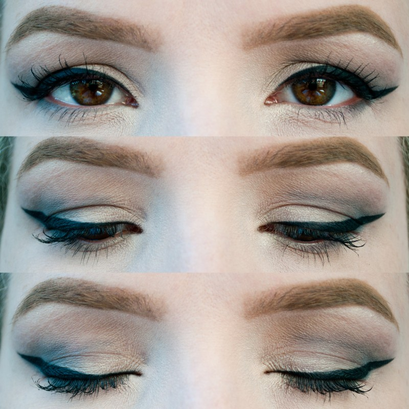 How To Apply Eyeliner Downturned Eyes – Howsto.Co
