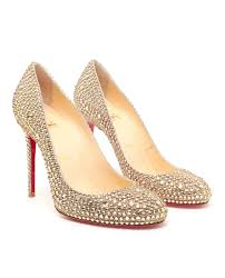 Embellished Pumps shoes