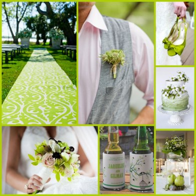 party with green theme
