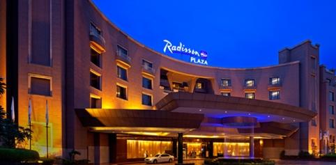 Raddison Blu Plaza