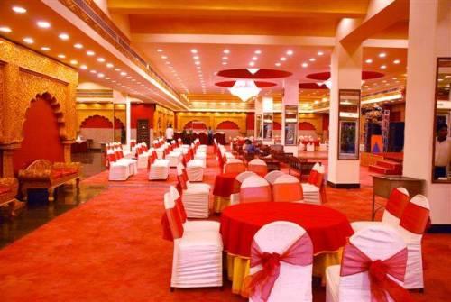Rangoli Banquet