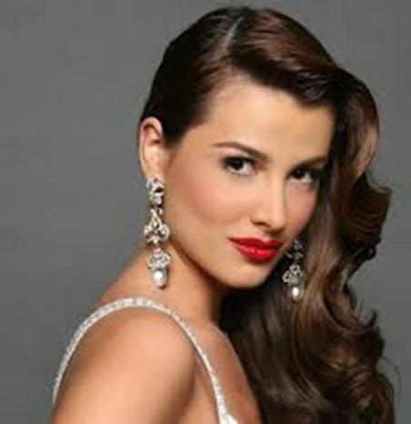 The Glam Retro Look hairstyle