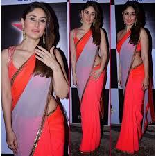 Saree for Slim Figure