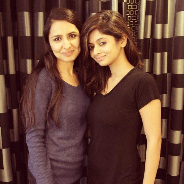 Shreya-and-Chandini